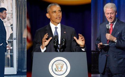 I Presidenti degli Stati Uniti d'America più stilosi e cool: da Barack Obama a JF Kennedy