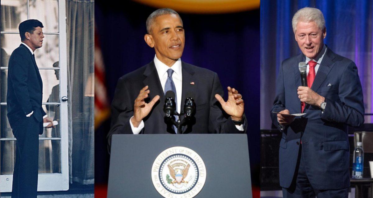 I presidenti americani più cool e stilosi