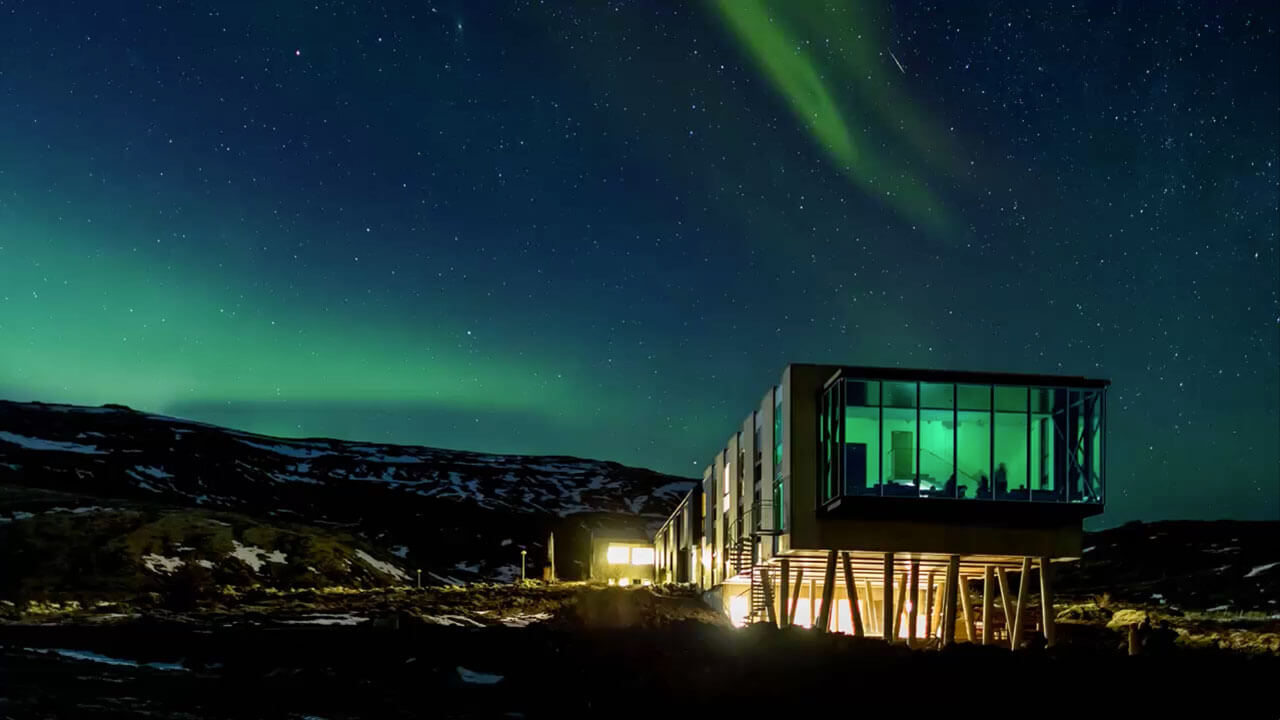 Ion Luxury Adventure Hotel, Selfoss