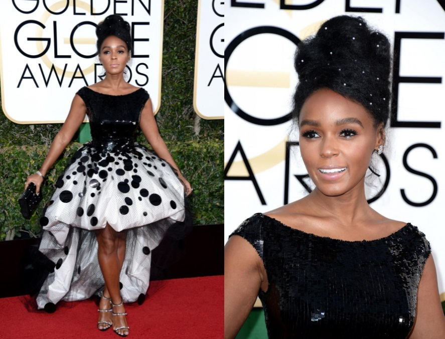 Look più estroso del Golden Globe 2017