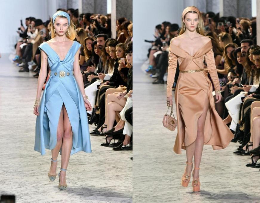 Look sofisticati Elie Saab Haute Couture 2017