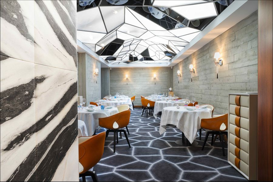 Restaurant Jean François Piège