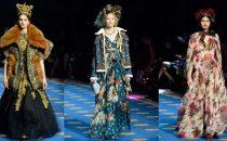 Dolce & Gabbana porta lAlta Moda del 2017 nei Laboratori del Teatro La Scala di Milano [FOTO]