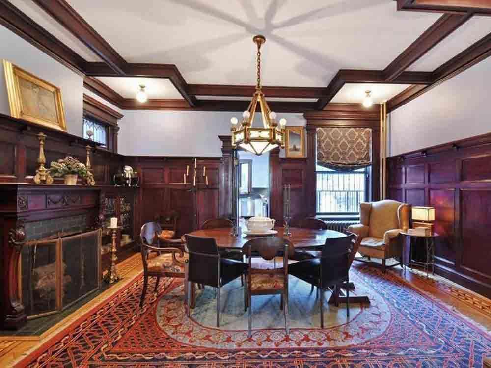 Emily Blunt ristruttura in maniera esemplare la casa di Park Slope
