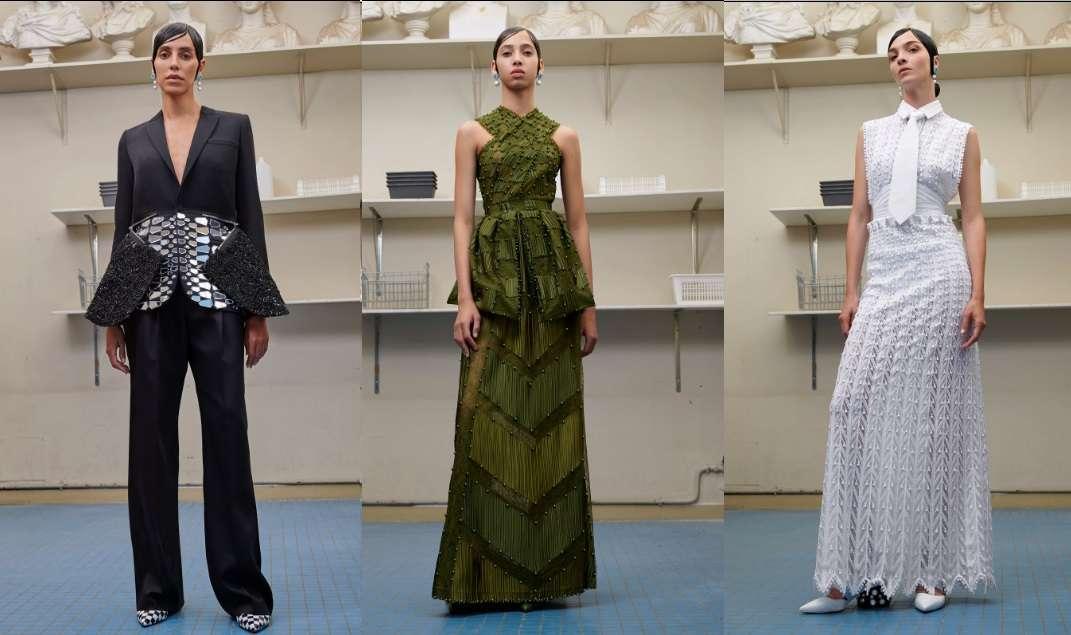 Givenchy Haute Couture, le creazioni di Riccardo Tisci per l'inverno 2017 [FOTO]