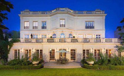 A Lincoln Park, Chicago, una splendida villa liberty del valore di 46.7 milioni di euro