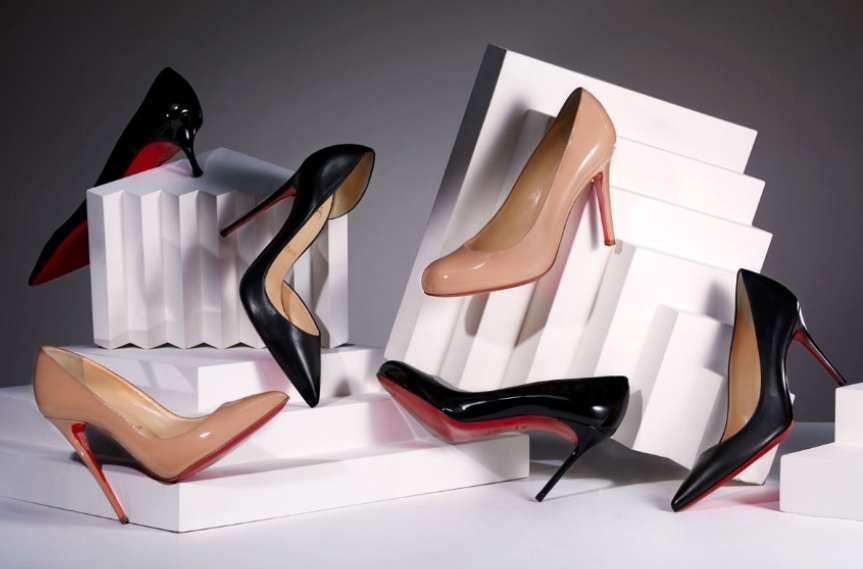 come vestono le scarpe louboutin