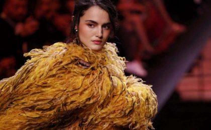 Armani Privè Haute Couture 2017, a Parigi sfila Re Giorgio [FOTO]