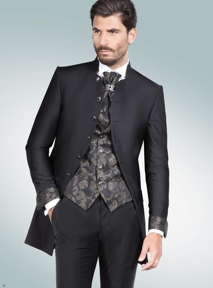 Abito da sposo con giacca lunga Rocchini