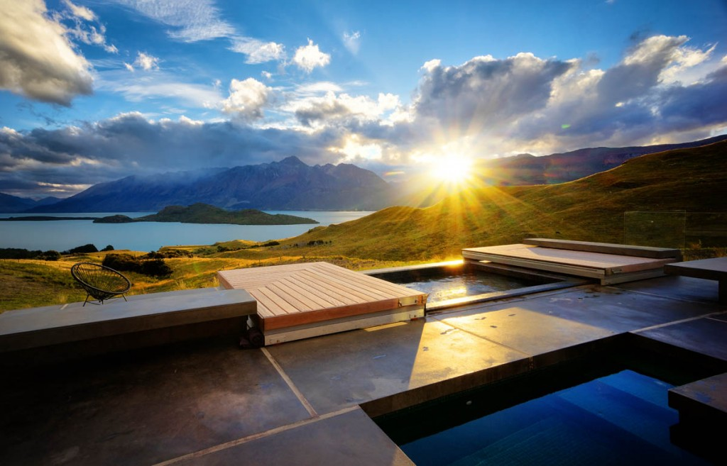 Aro Hā Wellness Retreat, Glenorchy, Nuova Zelanda