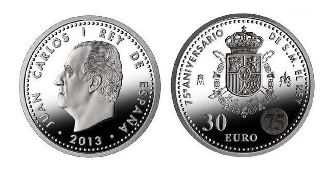Euro commemorativi Spagna