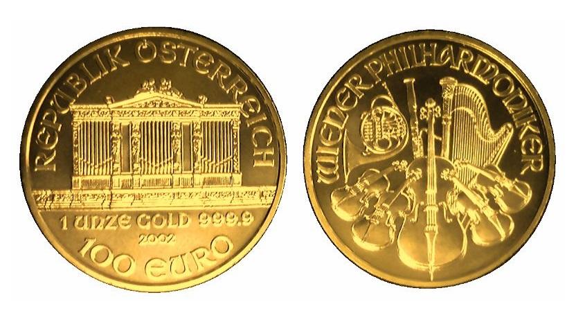 Euro dedicati alla Filarmonica di Vienna