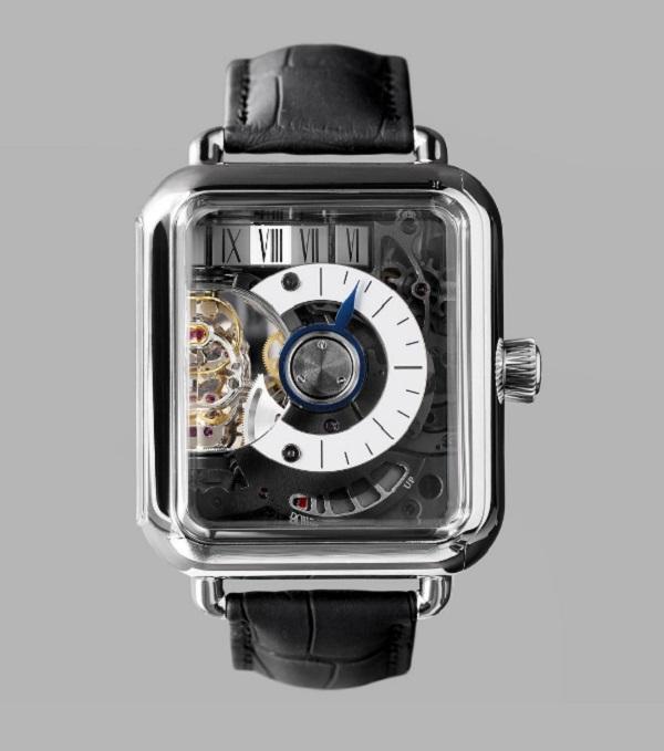 H Moser Swiss Alpine Watch