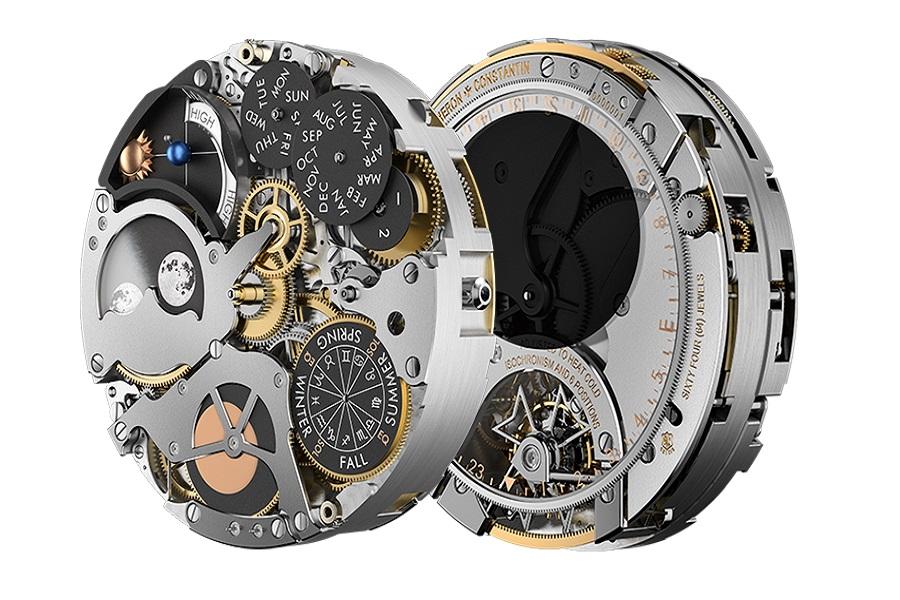 c95389c8cab542 I 10 orologi di lusso più costosi del 2017: la classifica - My Luxury
