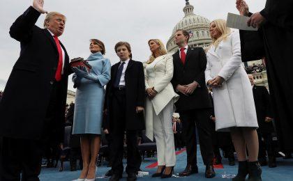 I figli dei Presidenti degli Stati Uniti, tutti i giovani della Casa Bianca