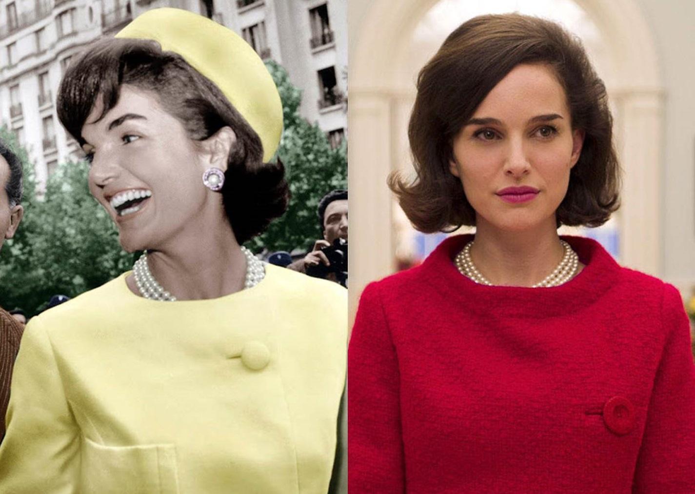 Jackie Kennedy amava le perle