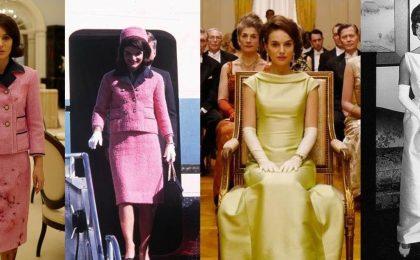Jackie, il film: lo stile di Lady Kennedy e Natalie Portman a confronto