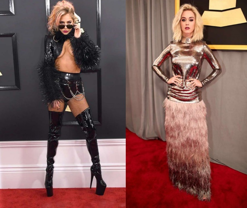 Look originali Grammy Awards 2017