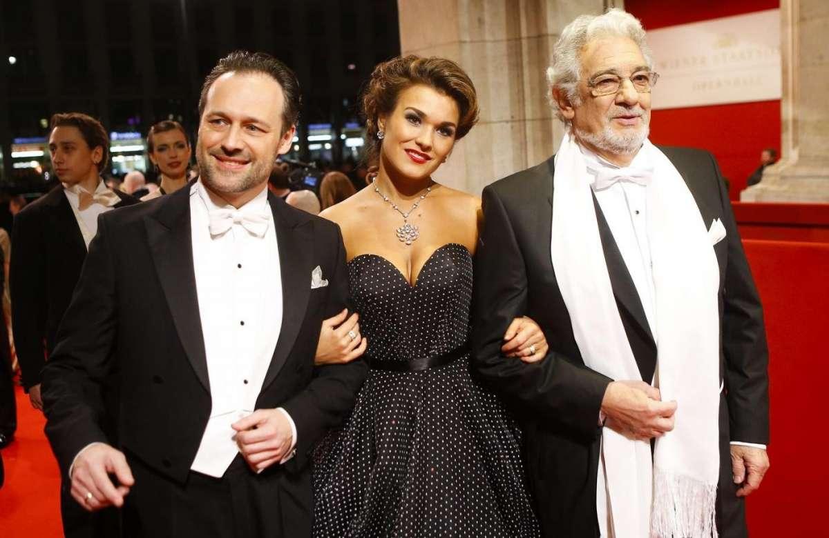 Look ospiti Ballo delle debuttanti di Vienna