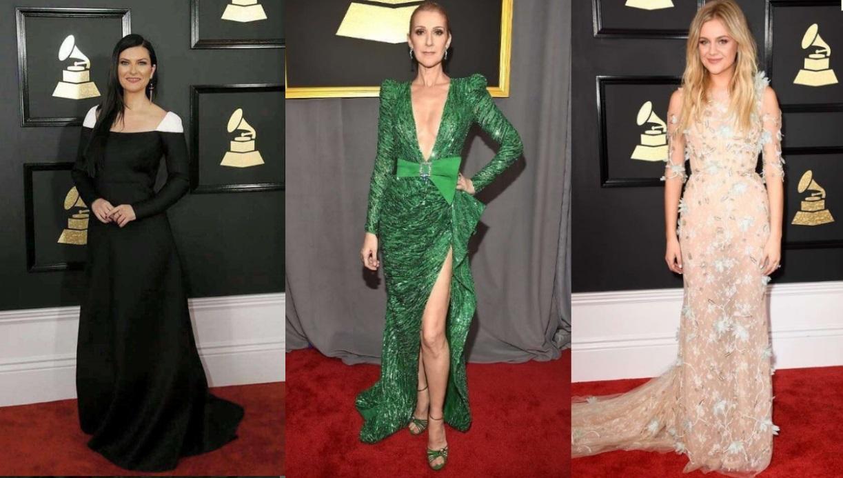 Look più chic dei Grammy 2017