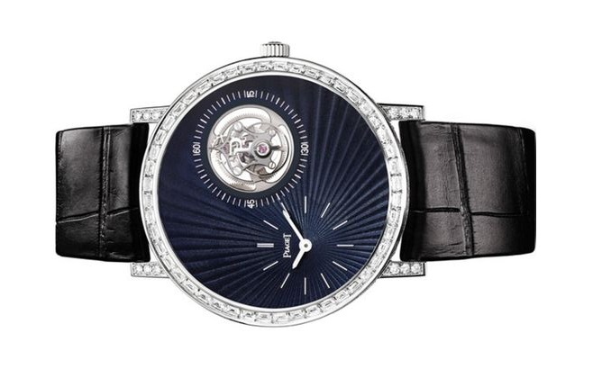 Piaget Altiplano Off Center Tourbillon High Jewelry