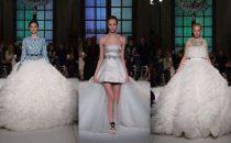 Gli abiti da sposa di Giambattista Valli per il 2017, lHaute Couture per dire sì [FOTO]