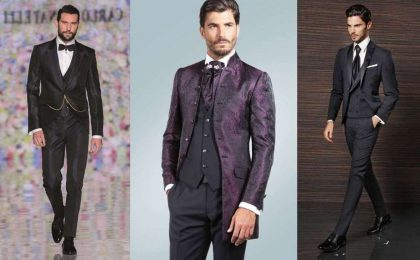Abiti da sposo 2018, i modelli eleganti e di stile dedicati a lui [FOTO]