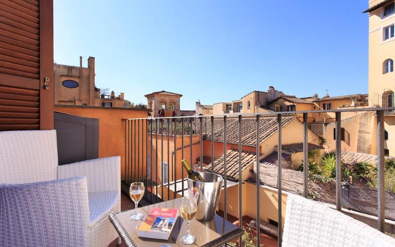 i 7 hotel più lussuosi a Roma