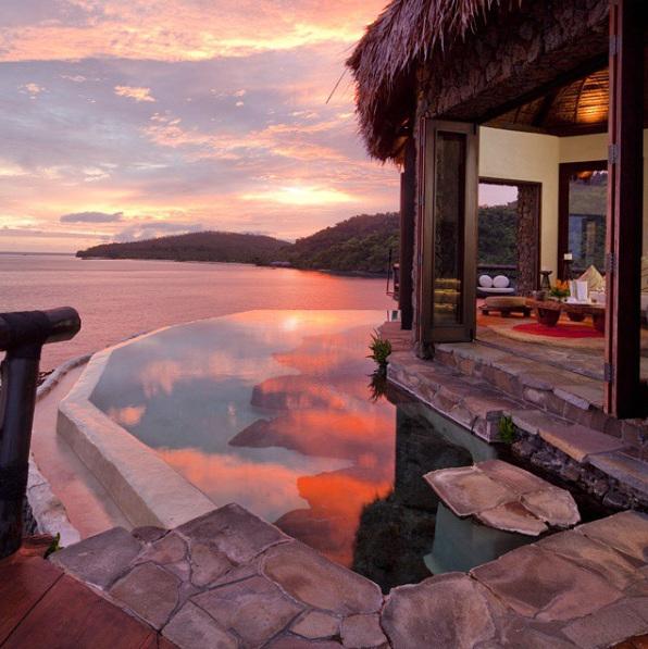 Hotel Laucala Island