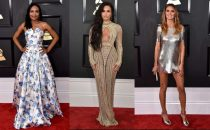 Grammy Awards 2017: abiti, gioielli e look delle star sul red carpet di Los Angeles [FOTO]