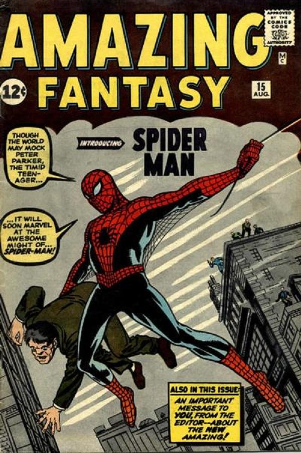 Amazing Fantasy Numero15