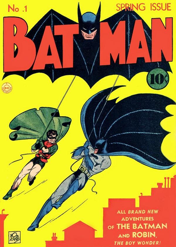 Batman Numero1