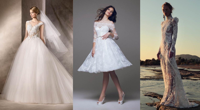 Come scegliere l'abito da sposa in base allo stile