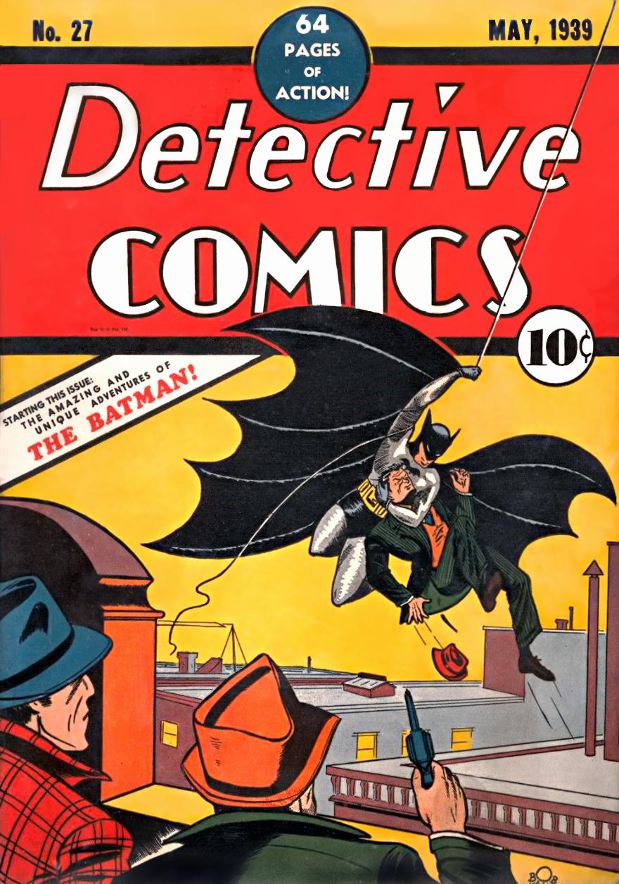 Detective Comics Numero27