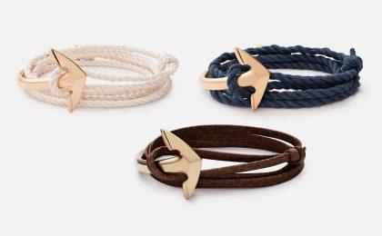 Festa del papà 2017: 9 bracciali da regalare