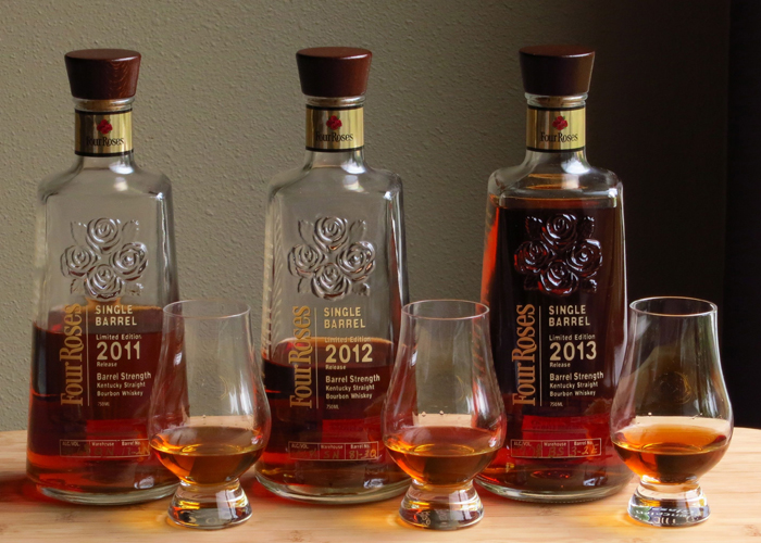 Four Roses Single Barrel Limited Edition 3 4P