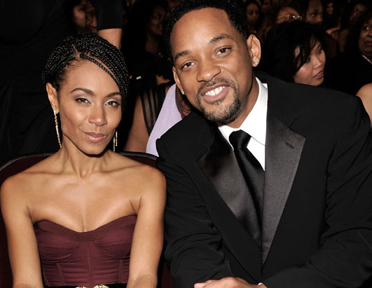 Jada Pinkett Smith e Will Smith