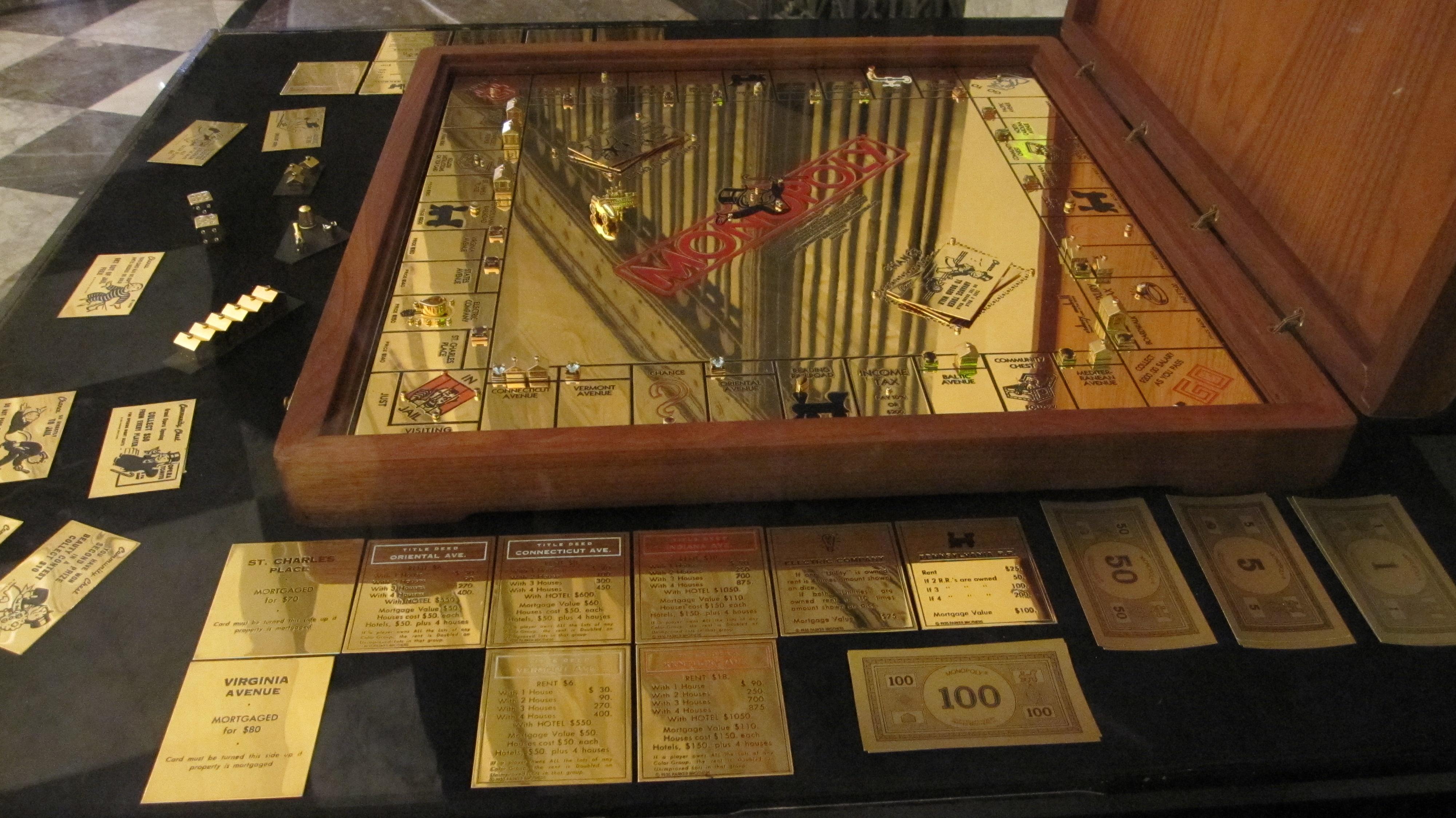 Monopoli d'oro