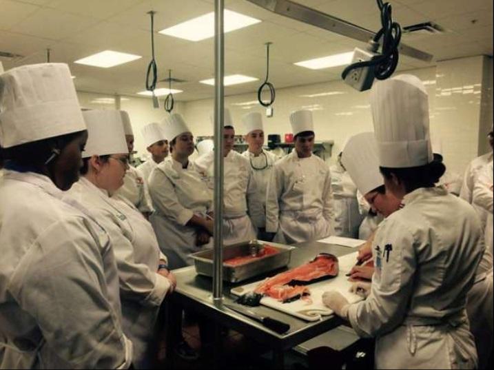 Scuola di cucina Keiser University Center