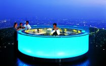 I 10 migliori bar con terrazza panoramica al mondo per un drink con vista
