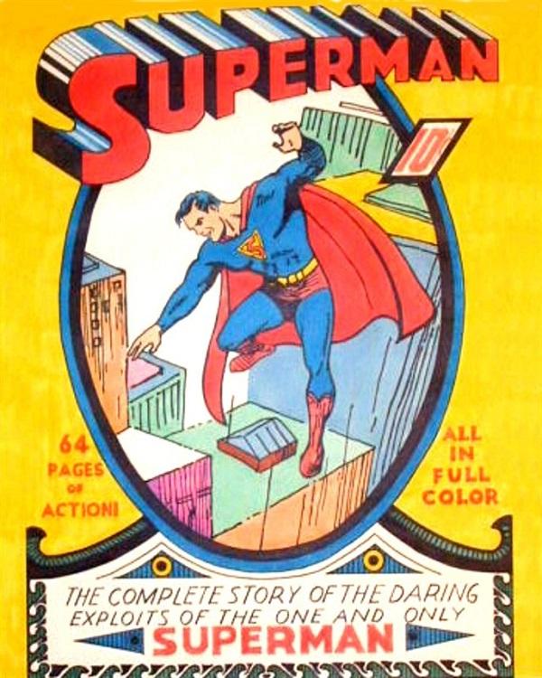 Superman Numero1