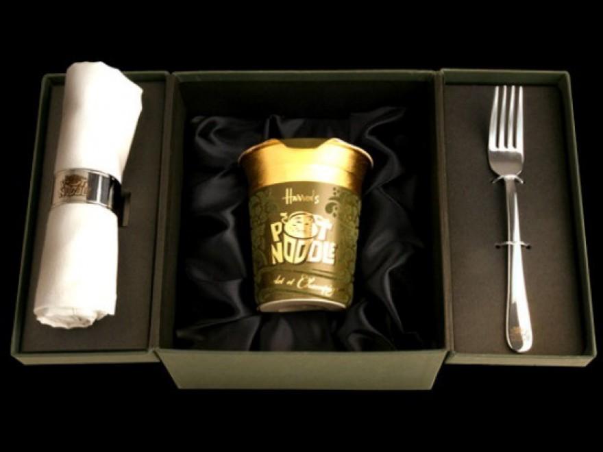 Tazza d'oro per noodles