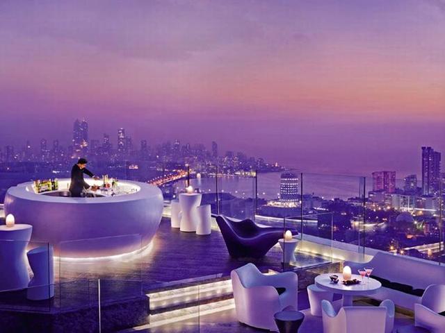 bar terrazza Aer_Mumbai