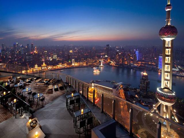 bar terrazza Flair_Shanghai