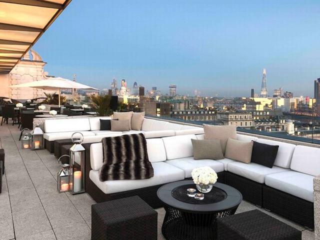 bar terrazza Radio_London