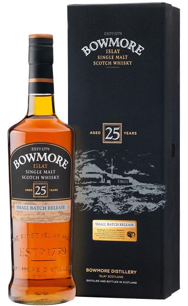 bowmore whisky migliori