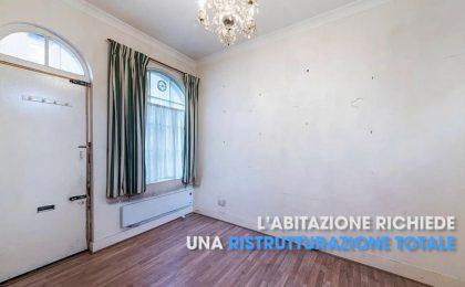Una casa da 26 mq venduta per oltre 800mila euro