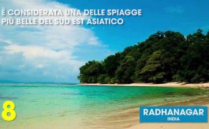 La classifica delle 10 spiagge più belle del mondo