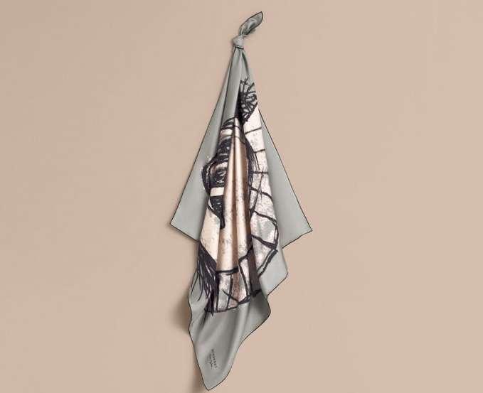 Foulard primavera 2017, da Gucci a Fendi i modelli più chic e di stile [FOTO]