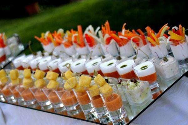 galateo buffet elegante
